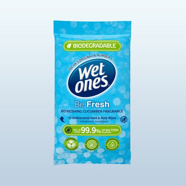 Wet Ones Be Fresh - Front